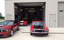 Garage Condos - Store Your Classic Car